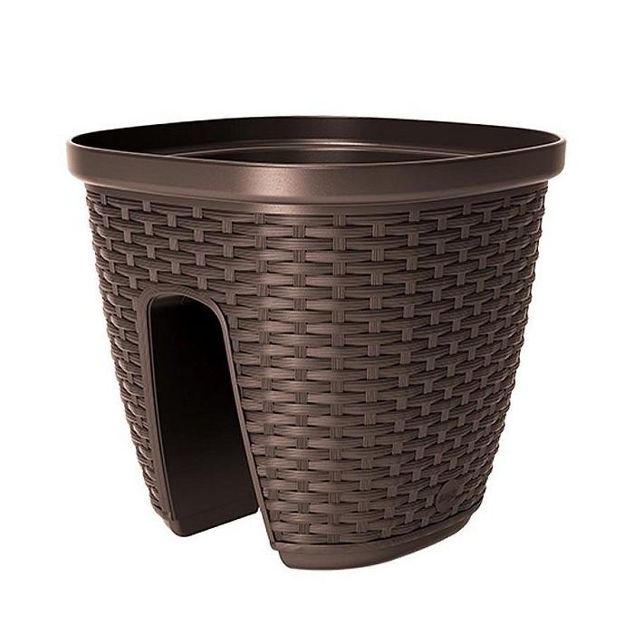 Casa Mesh potte til gelænder