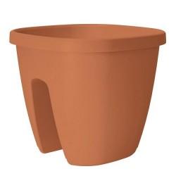 City potte til gelænder