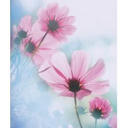 Lykønskningskort, blomster