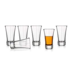 Shotglas - Sydney, 6 stk.