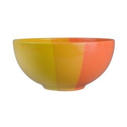 Bowl, Orange/Yellow