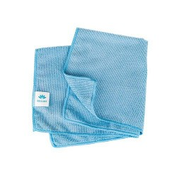 Microfiber Cloth, Blue
