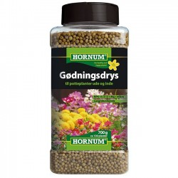 Fertilizer granules, Hornum