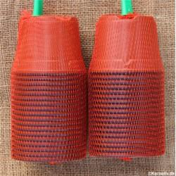 Pots(round), 9 cm.