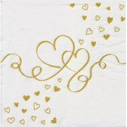 Paper Napkins - Love around