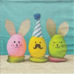 Paper Napkins - Eggs party