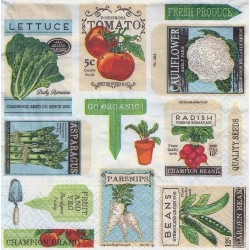 Paper Napkins - Go Organic