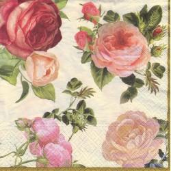 Paper Napkins - Rosalia