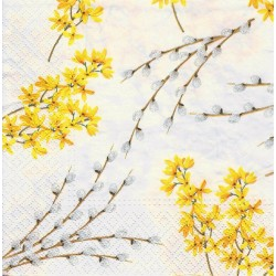 Paper Napkins - Catkins and...