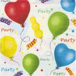 Servietter - Party
