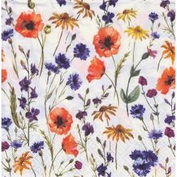 Servietter - Field Flowers