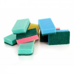 Cleaning Sponges, 10 pcs