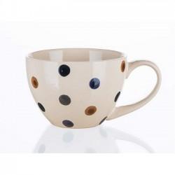 Mug - Dots, 400 ml