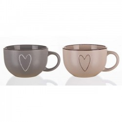 Mug - Heart Jumbo, 730 ml,...