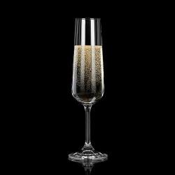 Champagneglas, 205 ml, 6 stk