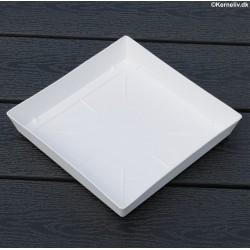 Underskål - Lofly, hvid
