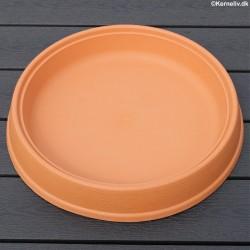 Saucer - Massive, Terracotta