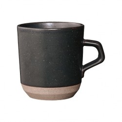 Kinto CLK-151, black, 410 ml