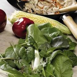 Orientalsk grønsagsblanding