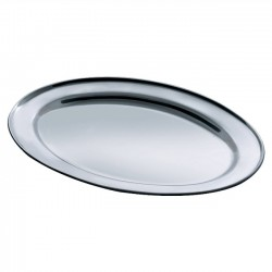 Serving Tray, Oval