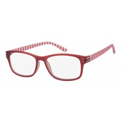 Læsebrille - 4098, rød