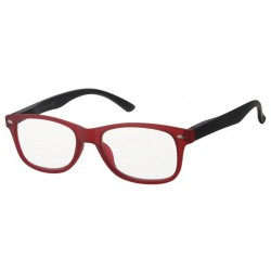 Læsebrille - 4126, rød