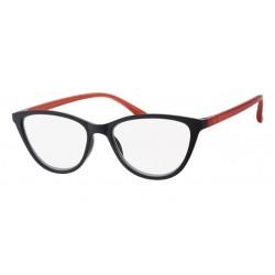 Læsebrille - 6105, rød