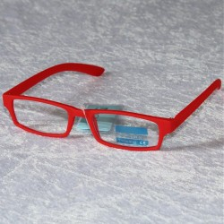 Reading Glasses - 4106, Red