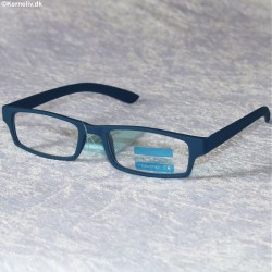 Læsebrille - 4106, blå
