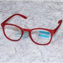 Læsebrille - 4107, rød
