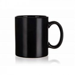 Mug, Black, 350 ml