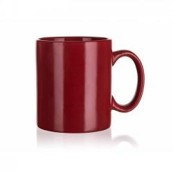 Krus, Rød, 350 ml