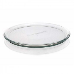 Pizza Plate, Glass