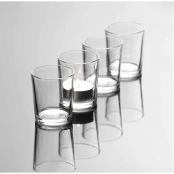 Tealight Holder - Promo, Clear