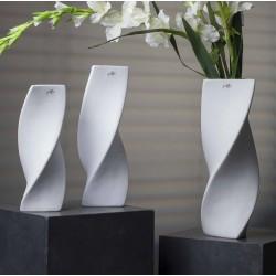 Ceramic Vase - Swirl