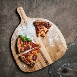 Pizza Serving Board - Raw