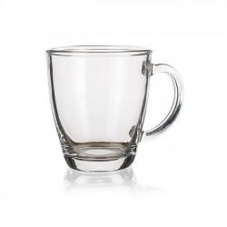 Glass Mug - Lucca, 360 ml