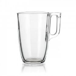 Glass Mug - Nuevo, 400 ml