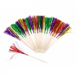 Palm Tree Cocktail Sticks,...