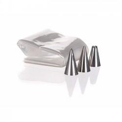 Sprøjtepose, 12 stk