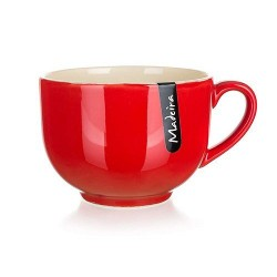 Mug - Madeira, 500 ml, Red