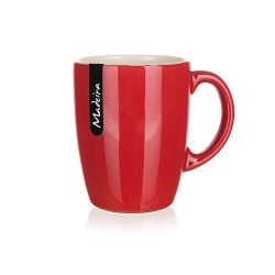 Mug - Madeira, 310 ml, Red