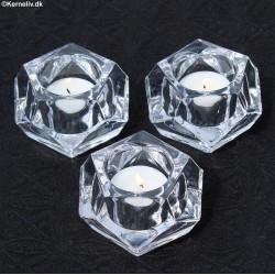 Tealight Holder, Diamond
