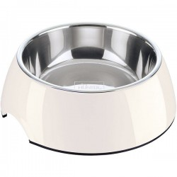Feeding Bowl - Melamin, White