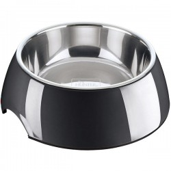 Feeding Bowl - Melamin, Black