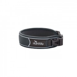 Collar - Hunter Divo, L, Grey