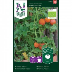Tomato 'Rotkäppchen', Organic