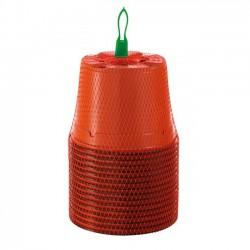 Pots(round), 13 cm.