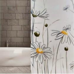 Shower Curtain - Daisy,...