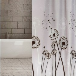 Shower Curtain - Dandelion,...